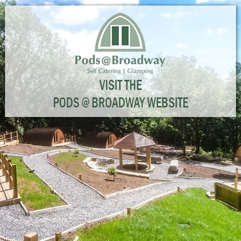 Visit the Pods @ Broadway website